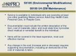 s5165 environmental modifications 99199 u4 em maintenance1