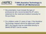 t1999 assistive technology t1999 u5 at maintenance2