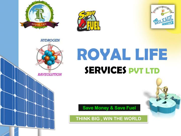 royal life services pvt ltd n.