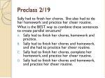 preclass 2 19