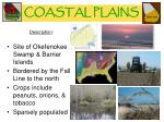 coastal plains1