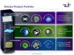 emulex product portfolio