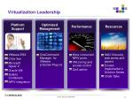 virtualization leadership