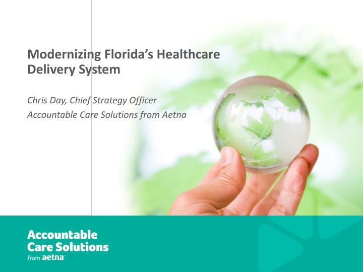 modernizing florida s healthcare delivery system n.