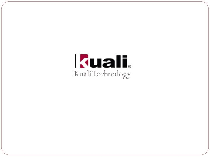 kuali technology n.