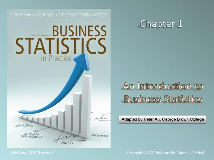 introduction of business statistic Find great deals on ebay for introduction to business statistics and accounting 6th edition shop with confidence.