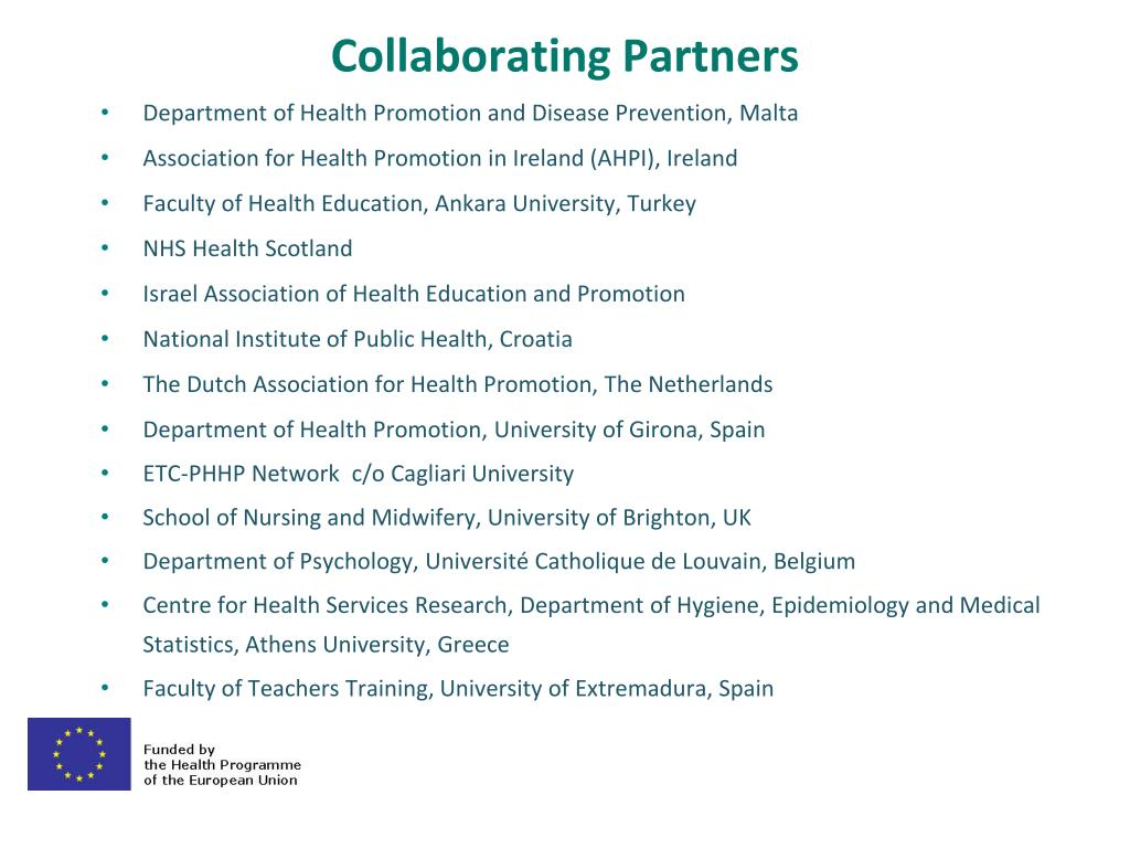 PPT - Professor Margaret Barry World Health Organization