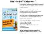 the story of kidpower