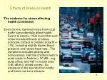 effects of stress on health6