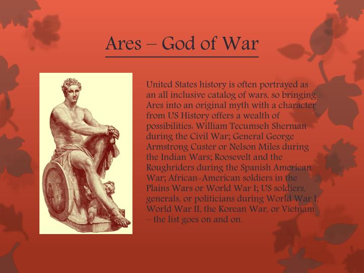 Ares – God of War