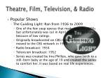 theatre film television radio3