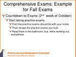 comprehensive exams example for fall exams4