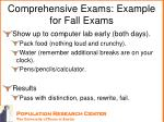 comprehensive exams example for fall exams7
