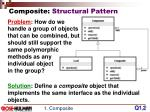 composite structural pattern