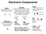 electronic components1