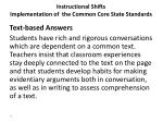 instructional shifts implementation of the common core state standards2