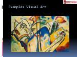examples visual art1