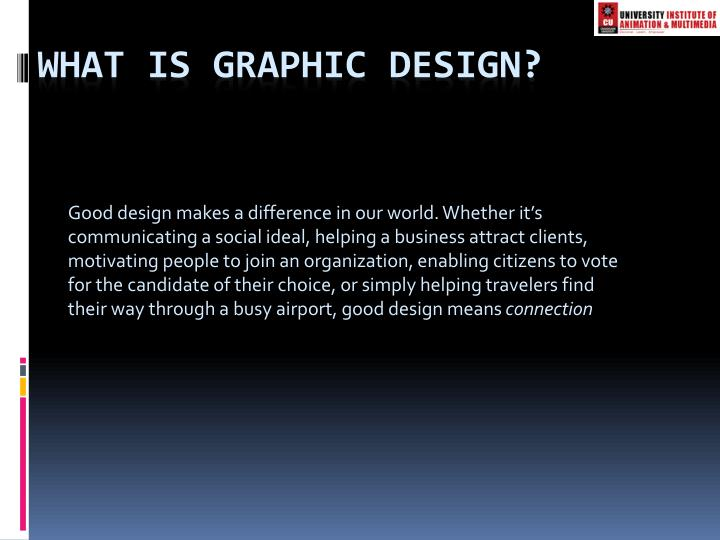 what is graphic design n.