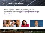 what is kin