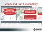 zoom and pan functionality