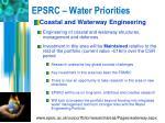 epsrc water priorities1