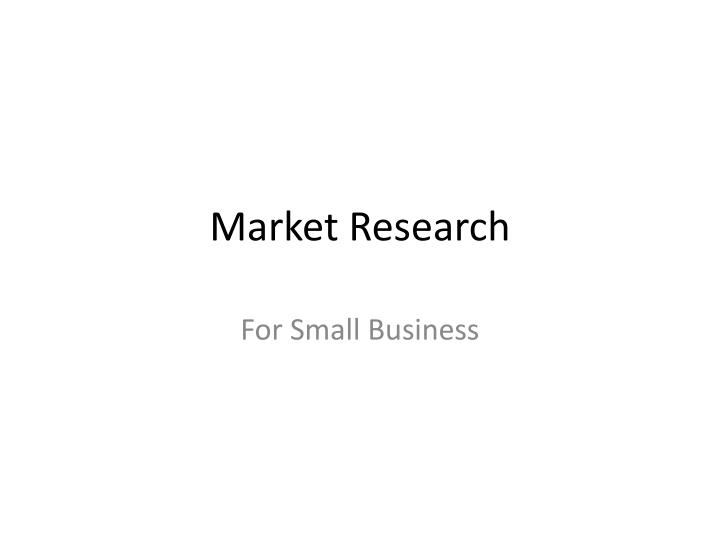 market research analyst - 720×540