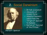 2 social darwinism