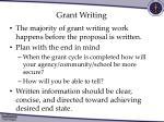 grant writing1