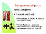 entrepreneurship con t5