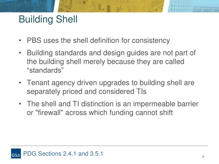 Building Shell