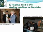 1 regional food is still stealing headlines on bornholm