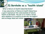 5 bornholm as a health island