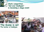 chefs competition sol over gudhjem is becoming a mega event