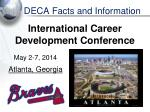 international career development conference