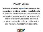 pnamp mission