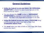general guidelines1