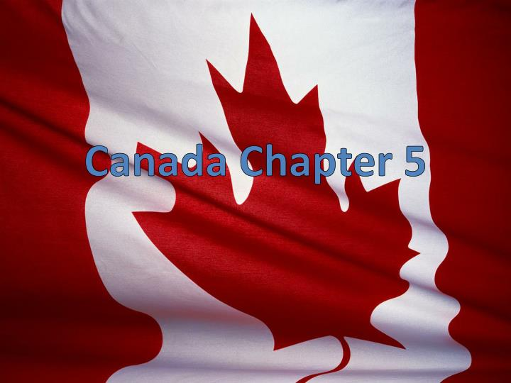 canada chapter 5 n.