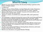 morris levy