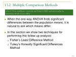 13 2 multiple comparison methods