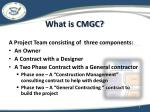 what is cmgc