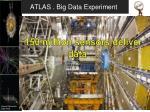 atlas big data experiment