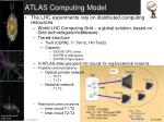 atlas computing model