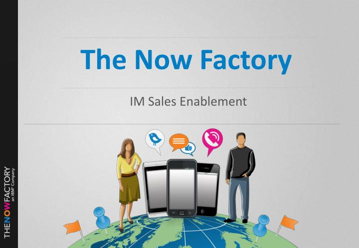 im sales enablement n.