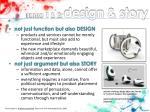 sense 1 2 design story