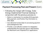 payment processing past and present cont1