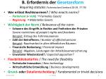 b erfordernis der gesetzesform requiring statutes tschentscher lienhard 28 29 77 79