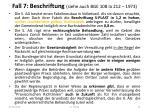 fall 7 beschriftung siehe auch bge 108 ia 212 1973
