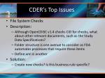 cder s top issues5