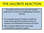 the jacobite reaction4