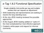 e tag 1 8 2 functional specification7